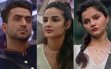 Bigg Boss 14: Aly Goni Tells Jasmin Bhasin That Rubina Dilaik Was Using Her As A 'Puppet'; Rubina Says Jasmin Manipulated Abhinav Shukla