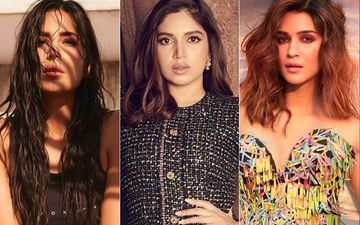 Hottest Bollywood Actresses On Insta This Week: Katrina Kaif, Bhumi Pednekar, Kriti Sanon And Others Raise The Mercury Levels With Their Sizzling Posts
