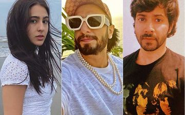 Sara Ali Khan Hilariously Dances To '90s Song While Working Out; Ranveer Singh Has 'No Words', While Varun Dhawan Is Amused-WATCH
