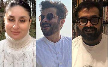 Kareena Kapoor Khan Welcomes AK Vs AK Stars Anil Kapoor And Anurag Kashyap On Her Show; Says 'Always Super Fun With Them'
