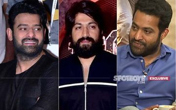 Prabhas, Yash And NTR Jr Won't  Release Their Films On OTT; Radhe Shyam, KGF2 And RRR To Have Theatrical Releases - EXCLUSIVE