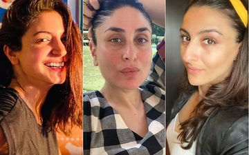 Pregnant Bollywood Actresses Who Bared Their Baby Bellies With Grace; Kareena Kapoor Khan, Anushka Sharma,Neha Dhupia, Lisa Haydon And Soha Ali Khan