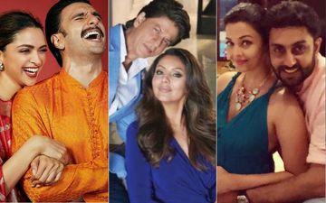 Best Bollywood Couples And Their Love Stories: SRK-Gauri Khan, Anushka-Virat, Aishwarya-Abhishek And More