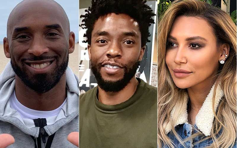 Kobe Bryant, Chadwick Boseman, Naya Rivera And Others: Popular Hollywood Celebs Who We Lost In 2020