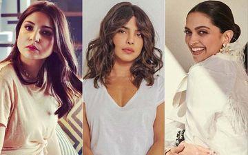 Beautiful Bollywood Celebrities Who Pulled Off Their Sindoor Look Like A Pro; Anushka Sharma, Neha Kakkar, Priyanka Chopra, Deepika Padukone And More