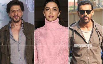 Pathan: Shah Rukh Khan, Deepika Padukone, And John Abraham To Shoot In Abu Dhabi; Crew To Kick-Start Next Schedule In 2021-REPORT