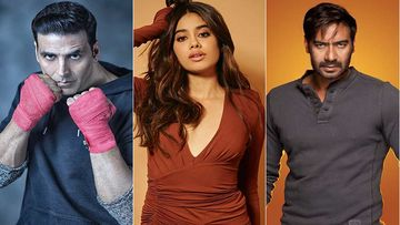 Akshay Kumar, Janhvi Kapoor, Ajay Devgn And Others Who Will Essay Characters From The Armed Forces On Screen In 2020