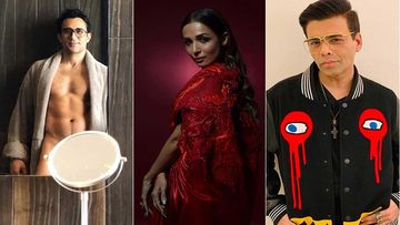 Rahul Khanna Shares An Almost Nude Pic Posing In Front Of A Mirror; Malaika Arora, KJo Drop Cheeky Comments