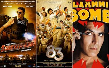 CORONAVIRUS IMPACT: Bollywood Movies Hit By the Pandemic