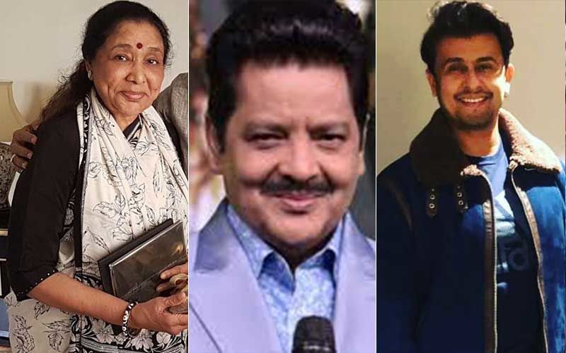 Sangeet Setu: Asha Bhosale, Udit Narayan, Sonu Nigam And 15 More Singers Join Hands For A Virtual Concert To Raise Funds