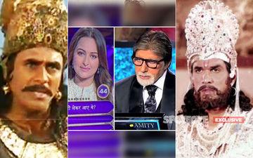 "Sonakshi Sinha-Ramayan-KBC Controversy: Mahabharat's Puneet DURYODHAN Issar's Reply To Mukesh BHISHAM PITA Khanna, ""As You Age, You Should Be Graceful'- EXCLUSIVE"