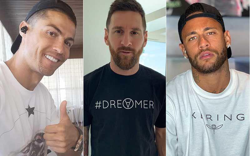 Coronavirus Outbreak: Christiano Ronaldo, Lionel Messi, Neymar's Dreams Of UEFA Champions League Glory Pushed To August