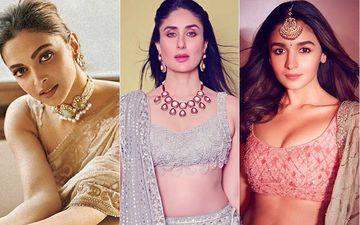 Deepika Padukone, Kareena Kapoor Khan, Alia Bhatt- UNSEEN Pics Of Best Celebrity Bridesmaids Ever With Their Besties