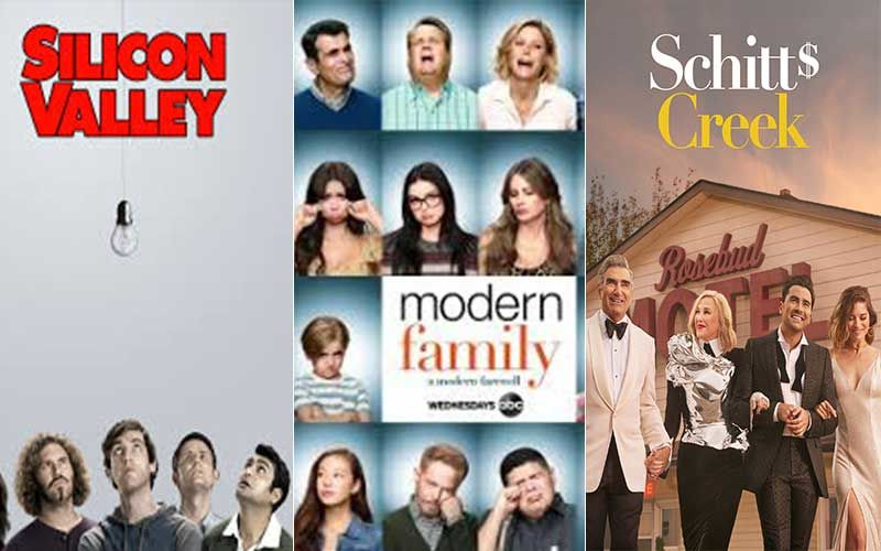 Silicon Valley, Modern Family, Schitt's Creek And Others- Comedy Shows That You Can JUST BINGE And Brighten Up Your Day