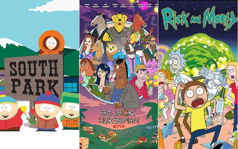 South Park, Bojack Horseman, Rick And Morty And Others- 5 Animated Adult Shows You Can JUST BINGE On During The Lockdown