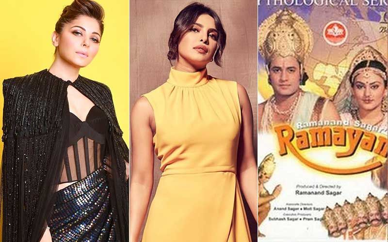 Kanika Kapoor Dethrones Priyanka Chopra Jonas In Most-Searched Indian Celeb List; Ramayan Tops Lockdown Entertainment Search