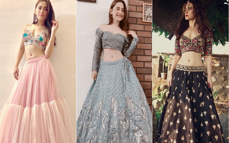 Sanjeeda Shaikh's Guide For The Perfect Lehenga, Actress Dons Vivid Styles Of The Traditional Piece And We're Hooked!