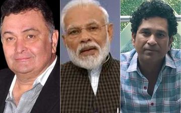Rishi Kapoor Passes Away: PM Narendra Modi, Cricketer Sachin Tendulkar Joined By Sports Stars And Politicians Mourn The Passing Of Nation's Eternal Heart-Throb