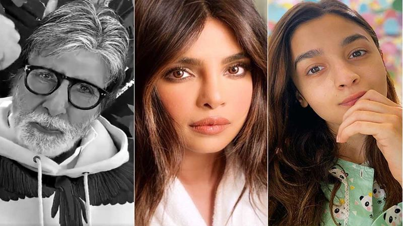 Amitabh Bachchan Gives Fans A Sneak-Peek Of Upcoming Short film On Coronavirus Fear; Priyanka Chopra Jonas, Alia Bhatt To Also Star In It