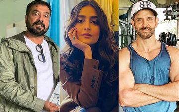 Anurag Kashyap Calls A Troll 'Gobar Buddhi' Who Called Him, Sonam, Hrithik And Others Shiv Sena's Working From Home IT Cell