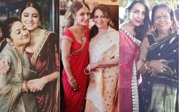 Mother's Day 2020: Anushka Sharma Wishes Mum, Mother-In-Law; Soha Ali Khan Shares A Moment With Sharmila Tagore, Malaika Arora Aches To Meet Hers