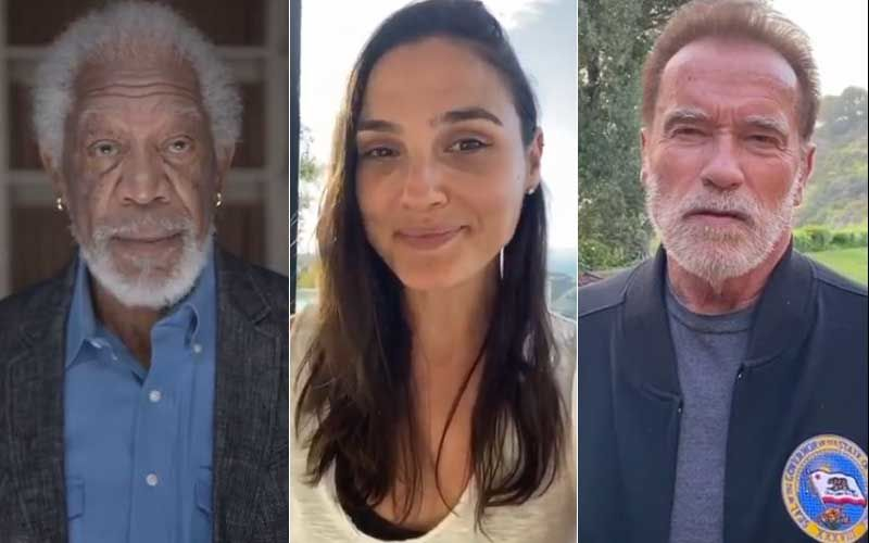 Morgan Freeman, Gal Gadot, Arnold Schwarzenegger And Others- Celebs Who Served The Military Before Making It Big In Hollywood