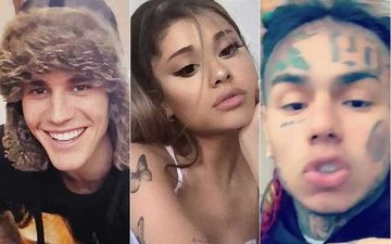 Stuck With U: Justin Bieber And Ariana Grande React To Tekashi 6ix9ine's Accusation Of Buying Top Spot On Billboard Charts