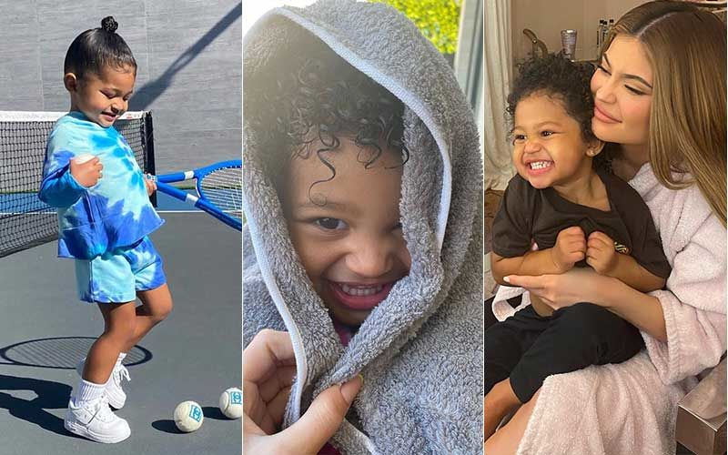 Times When Kylie Jenner's Munchkin Stormi Webster Won Hearts With Her Cuteness: Videos That Prove She's A Sweetheart