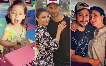 Kunal Kemmu Birthday: Baby Inaaya Cutely Sings 'Happy Birthday Papa' Playing Her Paino; Soha Ali Khan-Kareena Kapoor Khan Send Love