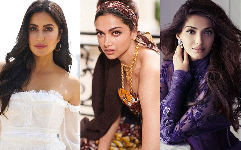 Katrina Kaif, Deepika Padukone, Sonam Kapoor: How Are These Actresses Styling Their Hair During The Lockdown?