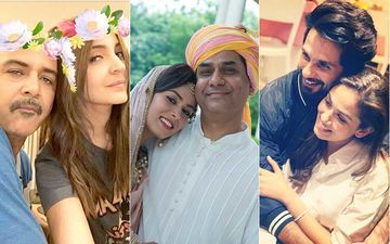 Father's Day 2020: Anushka Sharma Recalls A Conversation With Her Papa; Mira Rajput Wishes Her Dad And 'Forever Good Cop' Shahid Kapoor