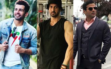 Happy Father's Day 2020: Jay Bhanushali, Ronit Roy, Karan Patel And Others; Meet TV's Doting Dads
