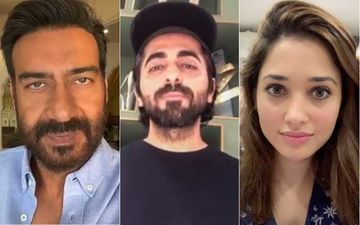 World Environment Day 2020: Ajay Devgn, Ayushmann Khurrana, Tamannaah Bhatia Call On Their Followers To Preserve Mother Nature