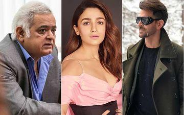 Hansal Mehta Gets All Sarcastic Over News Of Alia Bhatt And Hrithik Roshan Receiving Oscar 2021 Invitations