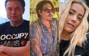 Elon Musk Visited Johnny Depp's Ex-Wife Amber Heard When He Was Not At Home; Ex-Couple's Building Concierge Testifies