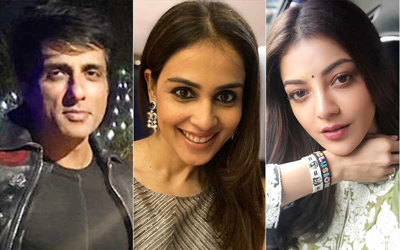 Sonu Sood Birthday: Genelia D'Souza, Kajal Aggarwal And Others Send Heartfelt Wishes To The Actor