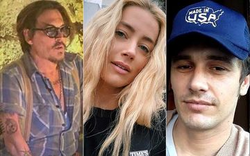 Did Johnny Depp Attack Ex-Wife Amber Heard Mid-Air For Rumoured Affair With James Franco? Actor Replies In Court