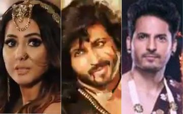 Naagin 5 New Promo: Hina Khan, Dheeraj Dhoopar And  Mohit Malhotra To Fight In Next Episode-WATCH