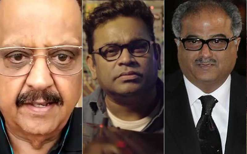SP Balasubrahmanyam's Health Deteriorates: A R Rahman, Boney Kapoor And Others Pray For The Legendary Singer's Speedy Recovery