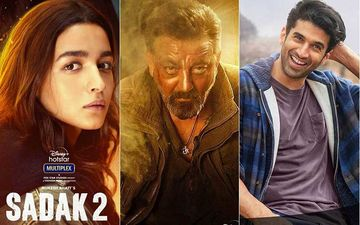 Sadak 2: Alia Bhatt, Sanjay Dutt, Aditya Roy Kapur Starrer Becomes The Lowest-Rated Movie Of All Time On IMDb