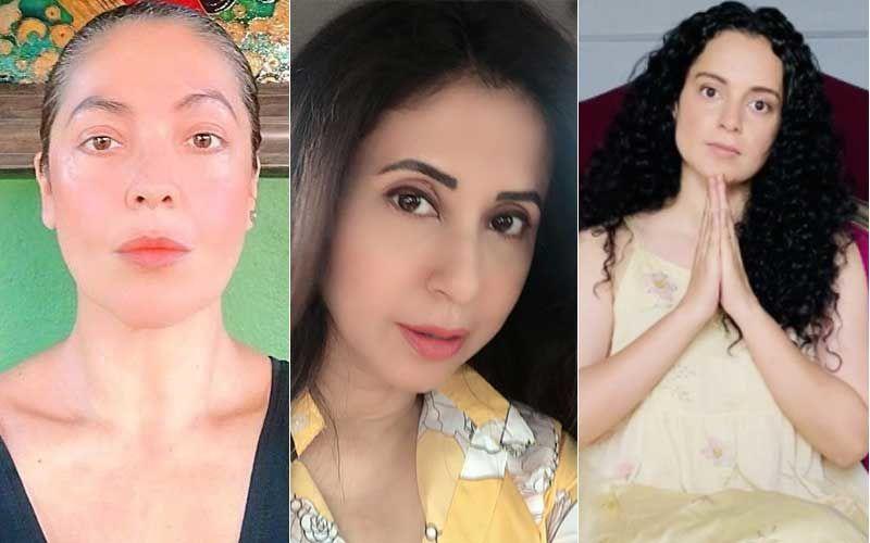Pooja Bhatt Calls Urmila Matondkar A 'Legend' After Kangana Ranaut's 'Soft Porn Star' Remarks; Lauds Her Spectacular Performance In 1995 Film Rangeela