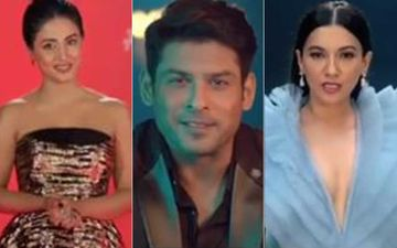 Bigg Boss 14 New Promos: Hina Khan, Sidharth Shukla And Gauahar Khan Bring On Their A-Game For The New Video-WATCH