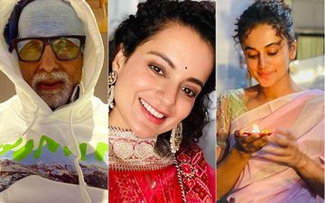Lohri 2021: Amitabh Bachchan, Kangana Ranaut, Taapsee Pannu And Others Send Heartfelt Wishes To Fans