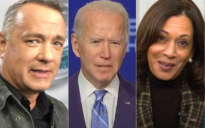Tom Hanks To Host Primetime Inauguration Of US President-Elect Joe Biden And VP Kamala Harris; 90-Min Program To Air On Jan 20-REPORT