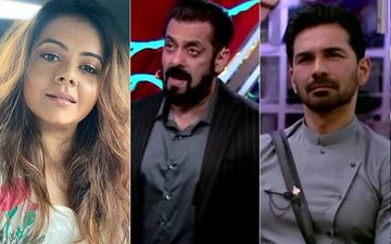 Bigg Boss 14: BB 13 Fame Devoleena Bhattacharjee Says 'I Don't Agree With Salman Khan Sir'; Supports Abhinav Shukla 'He Has The Right To Put His POV'