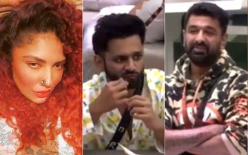 Bigg Boss 14: Rahul Vaidya Eats Tissue Paper After Eijaz Khan Says Supermodels Eat It All The Time; Diandra Soares Is Disgusted, Asks, 'Does He Eat TOILET PAPER?'