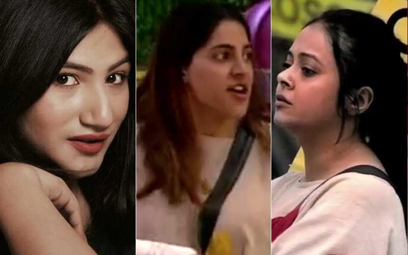 Bigg Boss 14: Mahika Sharma Calls Nikki Tamboli A 'Sh*t Contestant' After Her Fight With Devoleena Bhattacharjee; 'The Way Nikki Is Behaving, Shows Her Upbringing'