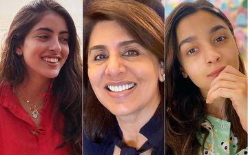 Navya Naveli Nanda Shares A Love-Soaked Pic With Her 'Partner'; Neetu Kapoor, Alia Bhatt Drop Red Hearts