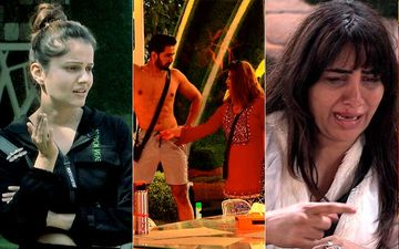 Bigg Boss 14 Jan 29 SPOILER ALERT: Rubina Dilaik Warns Rakhi Sawant To Stop After She Pulls Abhinav's Pant Strings; Rahul Vaidya-Arshi Khan Get Into Argument