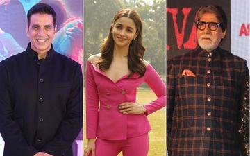 Akshay Kumar, Salman Khan, Ranbir Kapoor, Alia Bhatt, Ajay Devgn, Amitabh Bachchan: Meet The Six BUSIEST Superstars Of 2021